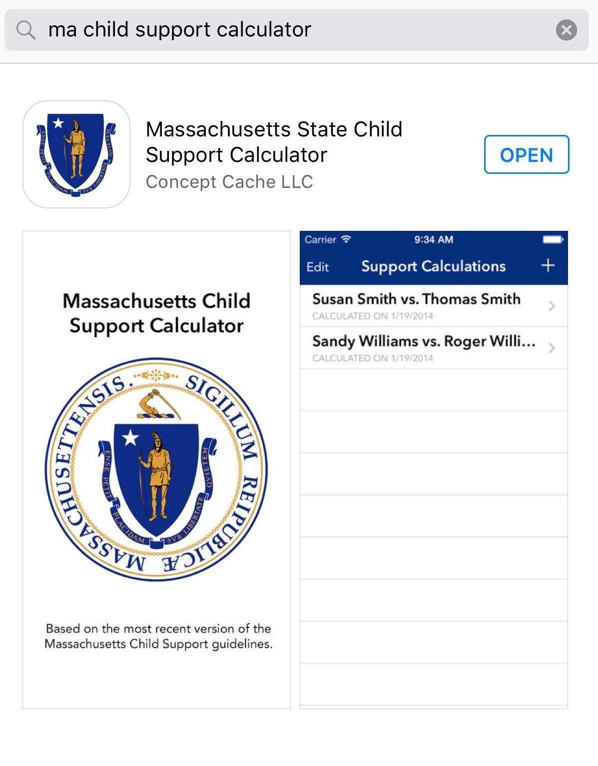 Child Support Guidelines Calculation Worksheet Machusetts – Child Support Guidelines Worksheet Ma